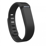 Браслет-шагомер Fitbit Flex Wireless Activity & Sleep Wristband (Чёрный)