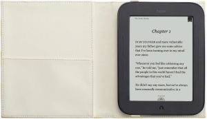 Купить Обложка для Nook 2 «The Simple Touch Reader» Newport Cover in Yellow за 0 руб.