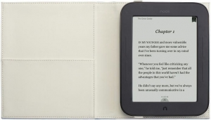 Купить Обложка для Nook 2 «The Simple Touch Reader» Newport Cover in Navy за 0 руб.
