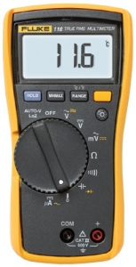 Купить Мультиметр Fluke 116/322 HVAC Combo Kit W/Multimeter & Clampmeter за 0 руб.