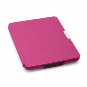 Купить Amazon Kindle Paperwhite Leather Cover, Fuchsia за 0 руб.