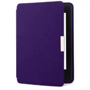 Купить Amazon Kindle Paperwhite Leather Cover, Royal Purple за 0 руб.