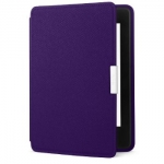 Amazon Kindle Paperwhite Leather Cover, Royal Purple