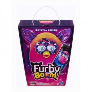 Купить Furby Boom Orange to Pink (Crystal Series) за 3990 руб.