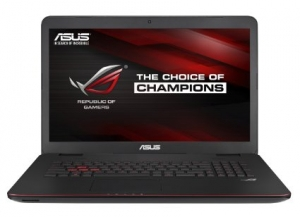Купить ASUS G771JM DH71 i7-4710HQ 2.5GHz/NVIDIA GeForce GTX 860M 2GB/12Gb/HDD 1Tb/17'3/Win8.1 за 0 руб.