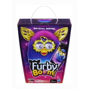Купить Furby Boom Pink to Blue (Crystal Series) за 2990 руб.