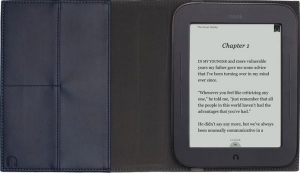 Купить Обложка для Nook 2 «The Simple Touch Reader» Lewes Quote Cover in Indigo за 0 руб.