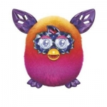 Furby Boom Orange to Pink (Crystal Series)