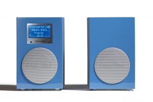 Купить Tivoli NetWorks™ Cappellini NetWorks® Stereo with FM China Blue/Silver за 0 руб.