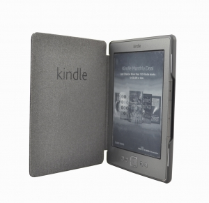 Купить Обложка для Amazon Kindle 5 с магнитом (Синяя) за 0 руб.