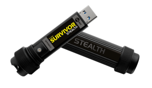 Купить Флешка Corsair Survivor Stealth 256Gb USB3.0 за 0 руб.