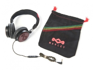 Купить Наушники House of Marley Jammin' Collection Buffalo Soldier On-ear Headset за 0 руб.