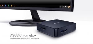 Купить Компьютер Asus Chromebox intel Celeron - 2GB - 16GB Solid State Drive (M004U) за 11990 руб.