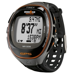 Купить Часы Timex Ironman Run Trainer GPS 5K549 за 6990 руб.