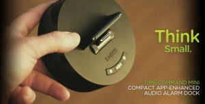 Купить Stem Time Command Mini Compact Audio Alarm Dock за 0 руб.